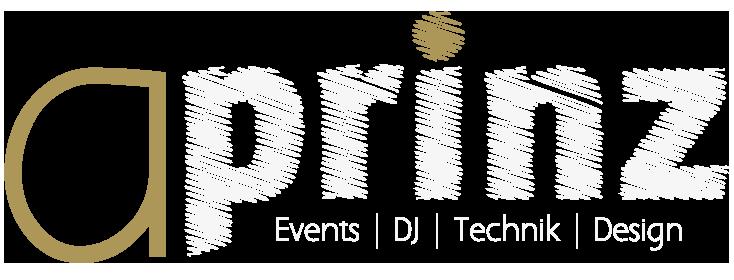 Logo Prinz Events